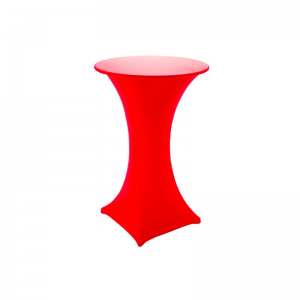 Red Pod Table Spandex