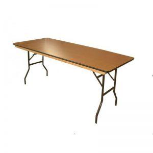 Rectangular Table 6ft x 2ft