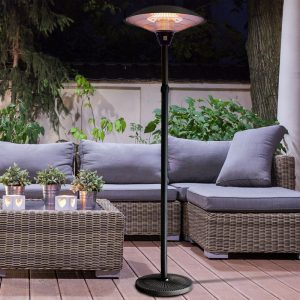 Electric Patio Heater Hire