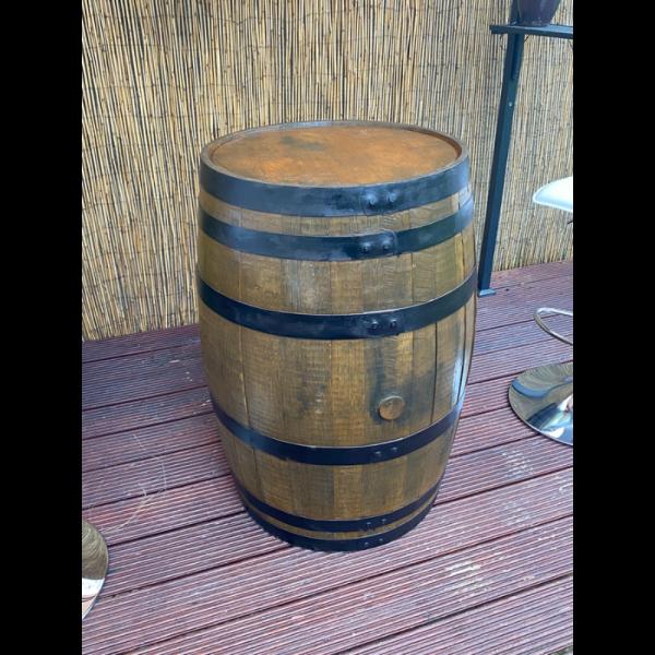 oak whiskey barrel