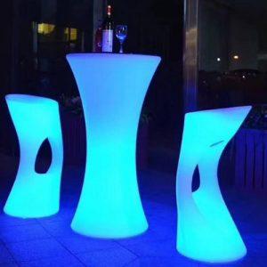 LED Poseur High Table